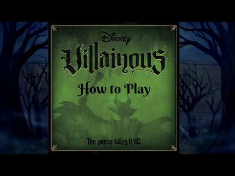 How to Play: Villainous