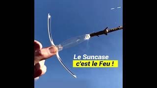 Vidéo Briquet Solaire Suncase - Solar Brother