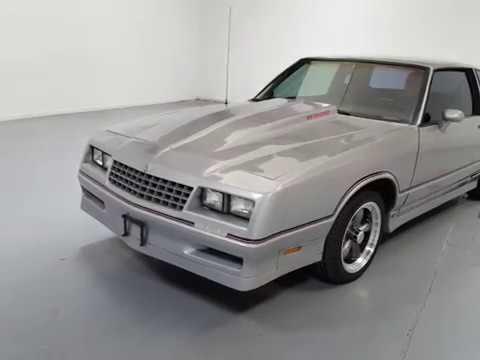 Video of '85 Monte Carlo SS - MEMA
