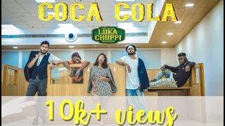 Luka Chuppi: COCA COLA 2.O | Zee, Madhu  Shiba | Tony Kakkar Tanishk Bagchi Neha Kakkar Young Desi
