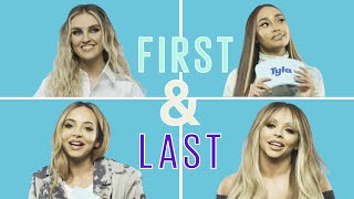Which Celebrity Left Little Mix's WhatsApp Group? | First And Last | Tyla