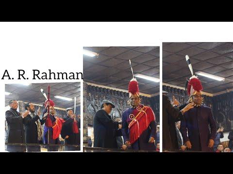 AR Rahman   Hornbill Festival closing ceremony