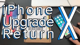 iPhone X Upgrade: How to Return Your Old Phone