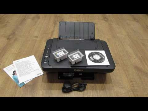 Canon MG2550 S Unboxing and Setup