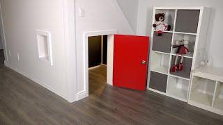 Building An Indoor Playroom