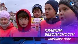 ГИБДД и детский омбудсмен проверили родителей учеников школы №37 на безопасность перевозки детей