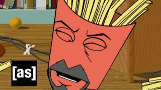 Frylock Is Not Right | Aqua Teen Hunger Force Forever | Adult Swim