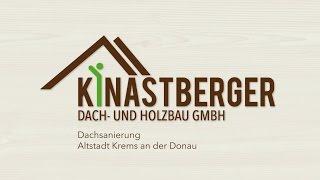 preview picture of video 'Dachsanierung Altstadt Krems an der Donau / KINASTBERGER DACH- UND HOLZBAU GMBH'