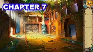 Adventure Escape Hidden Ruins Chapter 7 - Walkthrough (END)
