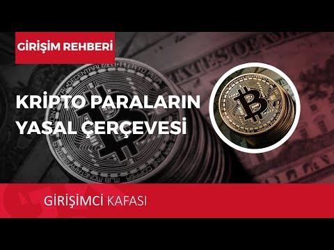 Kripto Paraların Yasal Çerçevesi [Hukuki Statüsü, Çalınması, Yasallık İlkeleri ]