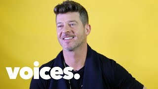 "Voices: Robin Thicke  ""That's What Love Can Do"""