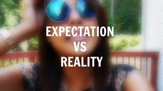 EXPECTATION VS REALITY : ETRE FILLE AUPAIR