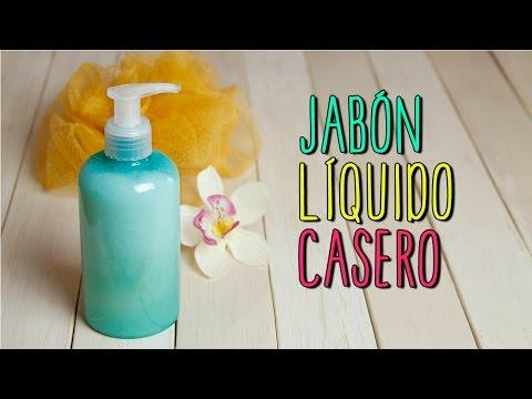 Aprende a Hacer Jabón Casero Para Manos y Cuerpo