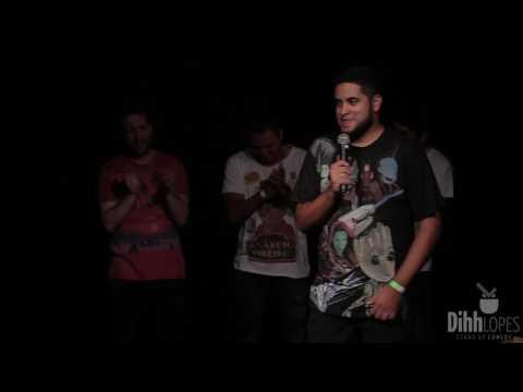 Dihh Lopes - Trump e Papa / Cracolândia - Stand up Comedy
