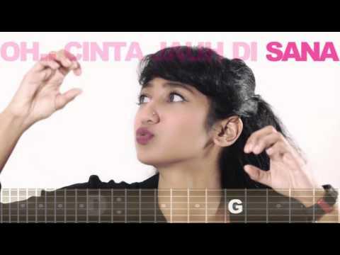 Endank Soekamti - Jauh Disana (Official Lyric Video with Sign Language)