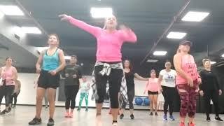 No lo Trates - Pitbull  Daddy yankee Natti Natasha  - Zumba