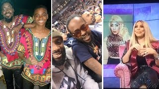 Popcaan At NBA Game   Beenie Man & Son   Wendy Williams Gets Involved   Devin GET CROSS!!