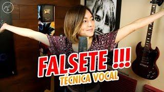 FALSETE  Técnica Vocal | Clases de Canto
