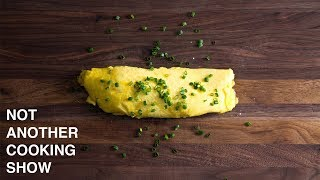 CLASSIC FRENCH OMELETTE
