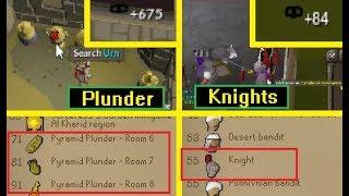 Pick pocketing Ardy Knights VS Pyramid Plunder