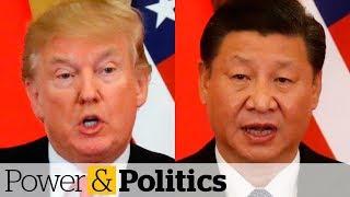 U.S.-China tariff dispute threatens to cause economic damage on all sides | Power & Politics