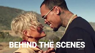 AGNEZ MO   Overdose Ft. Chris Brown (Behind The Scenes)