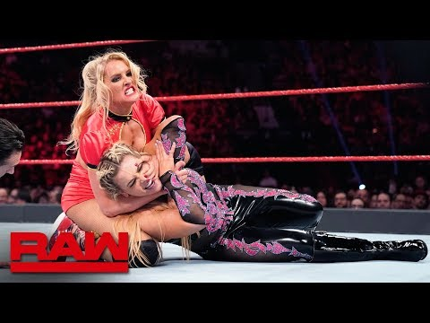Natalya vs. Lacey Evans: Raw, April 15, 2019