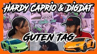 Hardy Caprio   Guten Tag (ft. DigDat) [Music Video] | GRM Daily (MUM REACTS)
