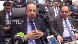 Austria: Saudi Energy Minister hoping to strengthen ties with Trump administration