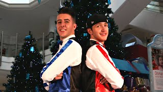 Twist and Pulse's Christmas Streetomedy® Dance