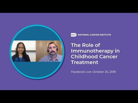 The Role of Immunotherapy in Childhood Cancer Treatment