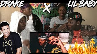 "Drake & Lil Baby ""Yes Indeed"" (Pikachu) (WSHH Exclusive - Official Audio) - REACTION"