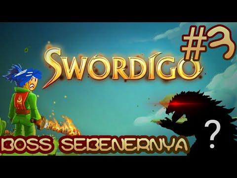 Lawan boss yang beneran - swordigo indonesia - #3