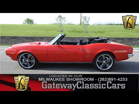 Video of '68 Firebird - L91L