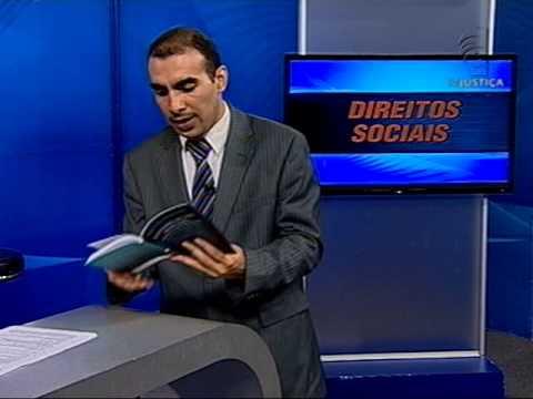 Direitos Sociais – Aula 5