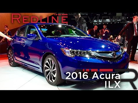 2016 Acura ILX – Redline: First Look – 2014 Los Angeles Auto Show