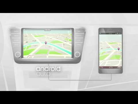 View - SKODA Octavia SmartLink Feature | Gaadi