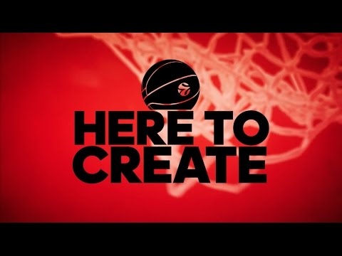 HERETOCREATE with Nicolo Melli, Brose Bamberg