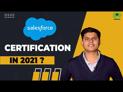 9 reasons why to get a Salesforce Certification in 2021? - YouTube