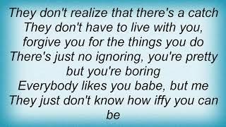 Billy Bragg - Everybody Loves You Babe Lyrics