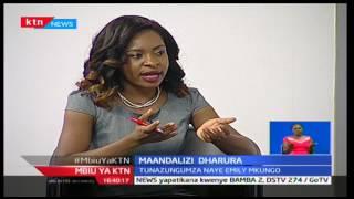 Mbiu ya KTN: Mtaalam-Emily Mkungo atuangazia kuhusu maandalizi wa dharura