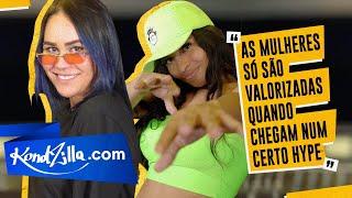MC Lya e Aline MC – A Minas das Batalhas de Rima
