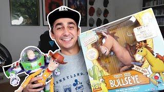 Toy Story BULLSEYE SIGNATURE EDITION Unboxing | Deutsch