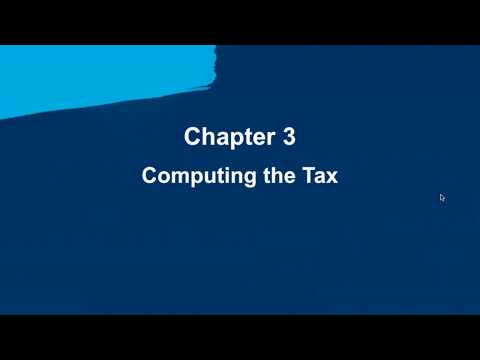 College Tax Course: Ch#3 Lecture Video (Gross Income, Tax Form ...