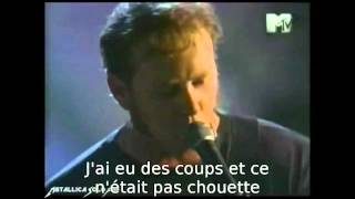 Metallica - (1998) So What (Cover Anti Nowhere League) (Unplugged) (Sous Titres Fr)