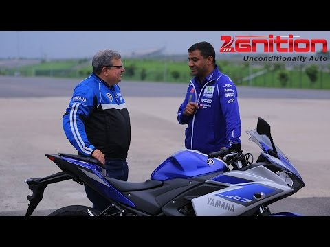 Yamaha YZF-R3 Interview with Roy Kurian | ZEEGNITION