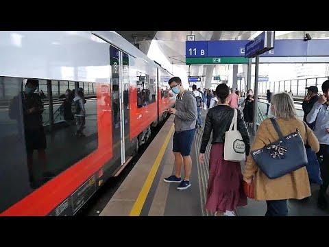 Οι ευρωπαϊκοί σιδηρόδρομοι και η ενίσχυση του τρένου ως μέσου μαζικής μεταφοράς…