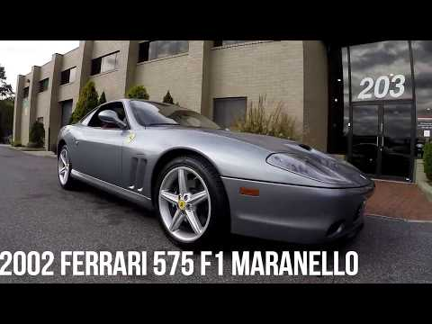 2002 Ferrari 575 Maranello for Sale - CC-1035061