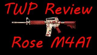 THSF  TWP Rose M4A1 Review