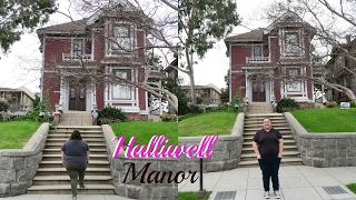 VISITING THE CHARMED HOUSE!